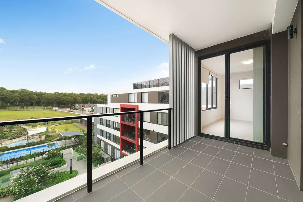 Second view of Homely unit listing, 505/10 Grassland Street, Rouse Hill NSW 2155