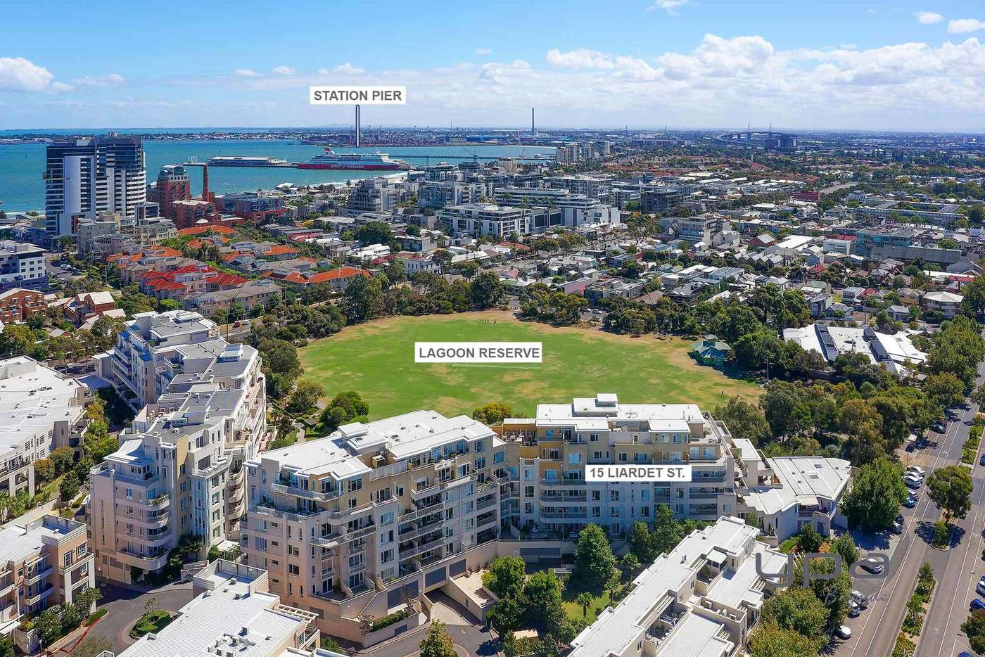 Main view of Homely apartment listing, 22/15 Liardet Street, Port Melbourne VIC 3207
