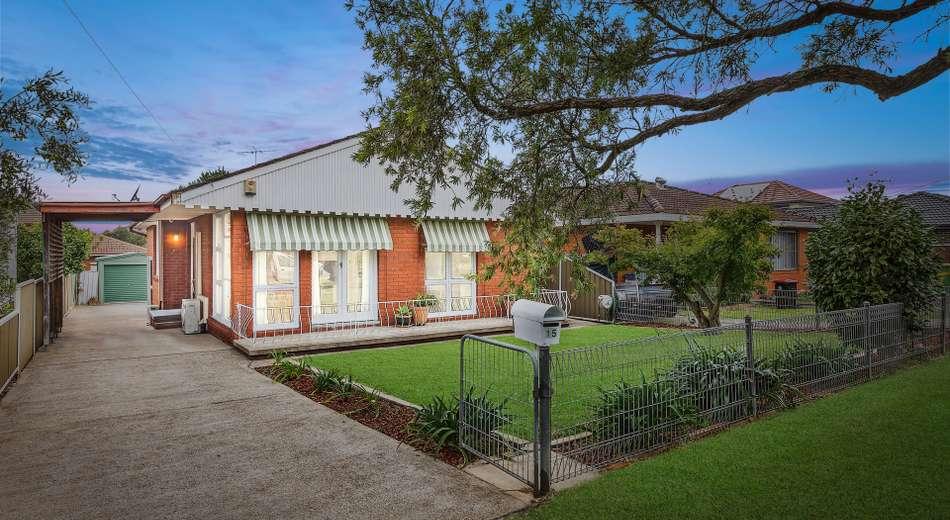 15 Powell Street, Yagoona NSW 2199