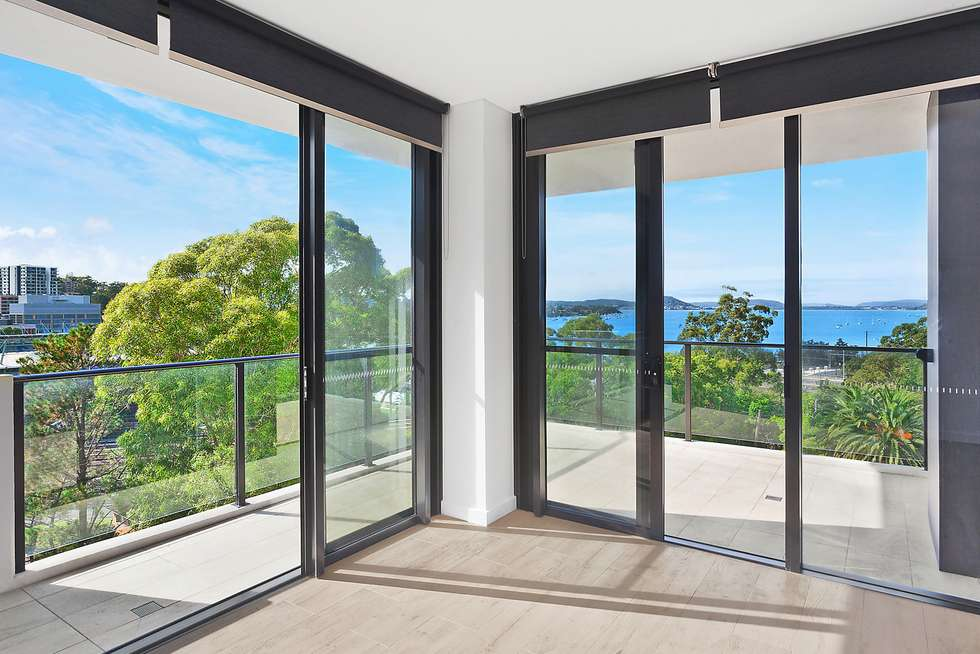 Fourth view of Homely apartment listing, Level 4/403/8 St George Street, Gosford NSW 2250