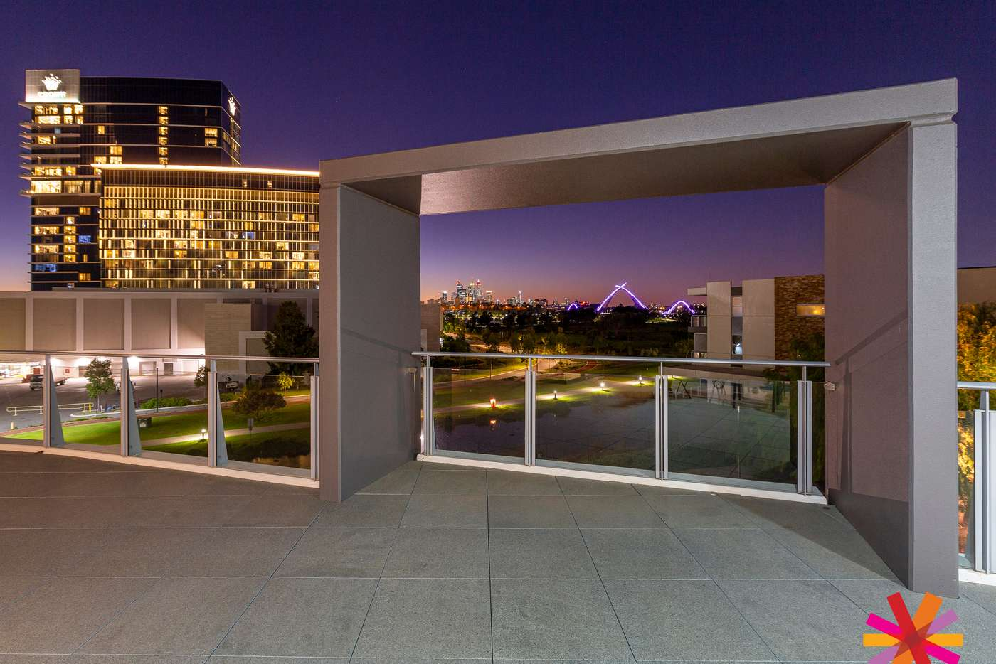 Main view of Homely apartment listing, 302/21 Bow River Crescent, Burswood WA 6100