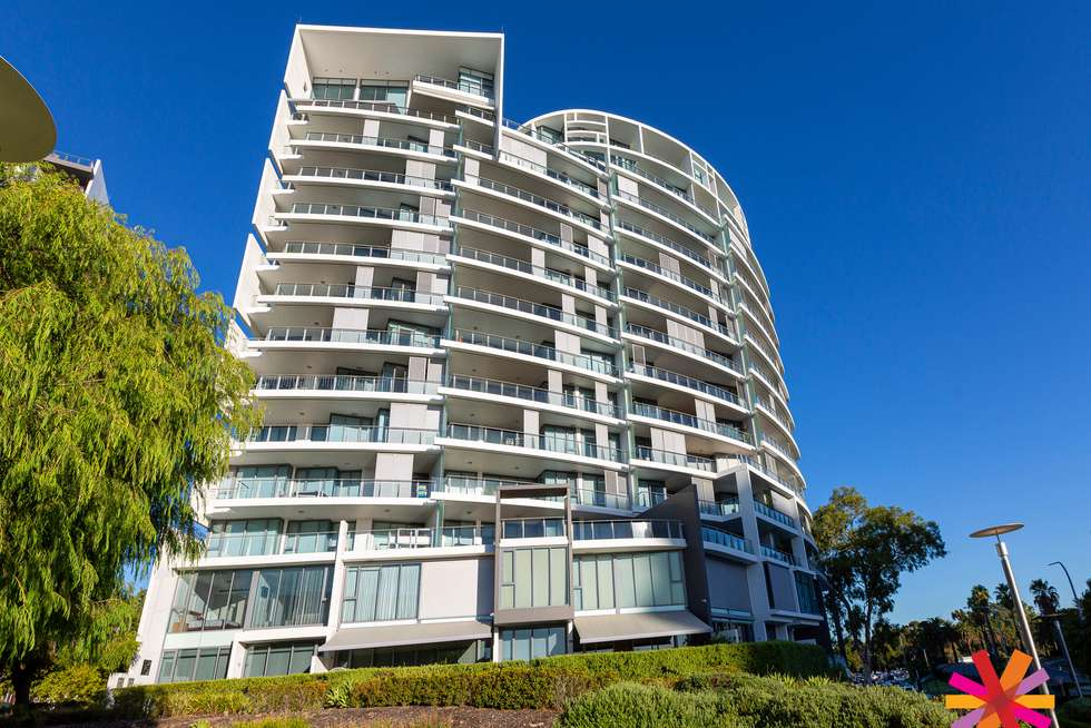 Second view of Homely apartment listing, 302/21 Bow River Crescent, Burswood WA 6100
