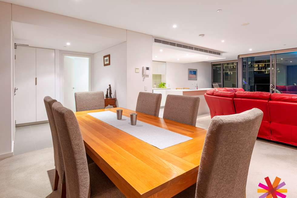 Fourth view of Homely apartment listing, 302/21 Bow River Crescent, Burswood WA 6100