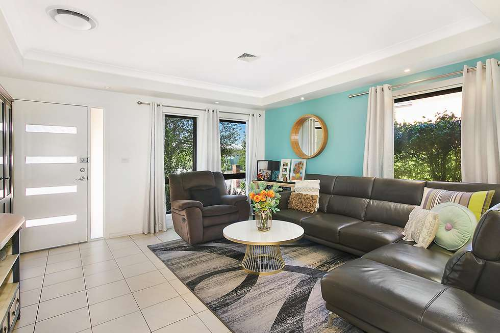 Second view of Homely townhouse listing, 6/53 Waterford Street, Kellyville Ridge NSW 2155