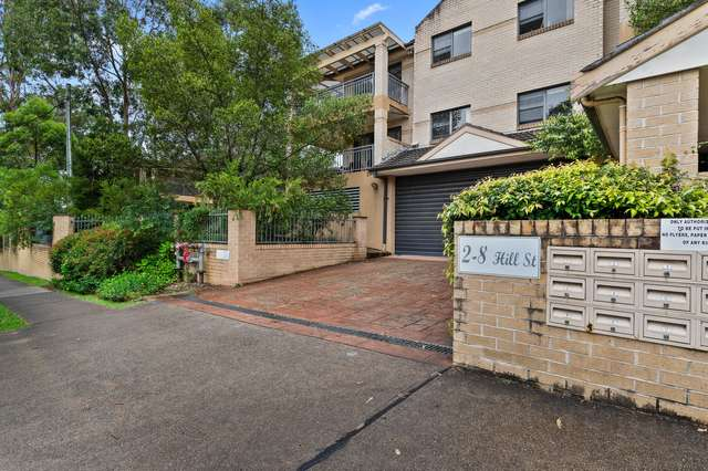 18/2-8 Hill Street, Baulkham Hills NSW 2153
