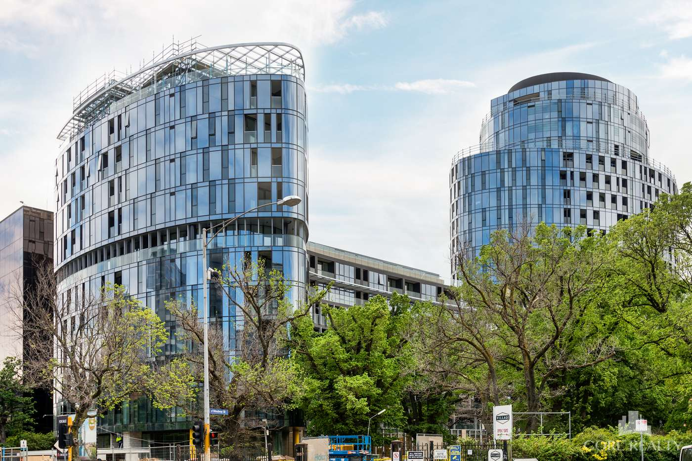 Main view of Homely apartment listing, 204/555 St Kilda Road, Melbourne VIC 3004