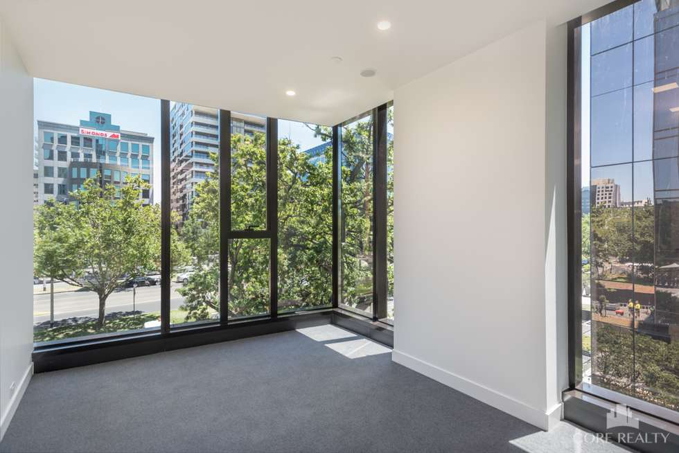 Second view of Homely apartment listing, 204/555 St Kilda Road, Melbourne VIC 3004