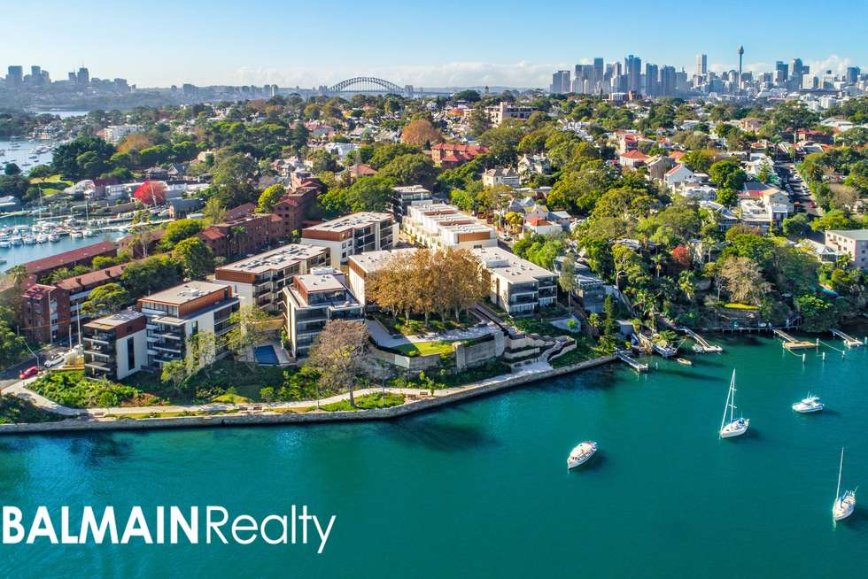 Second view of Homely apartment listing, 3G/110 Elliott Street, Balmain NSW 2041