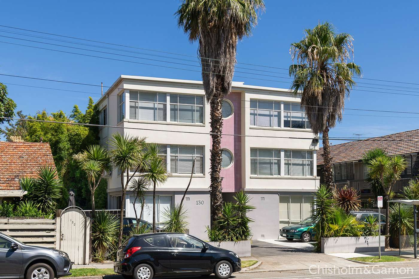 Main view of Homely apartment listing, 8/130 Glen Huntly Road, Elwood VIC 3184