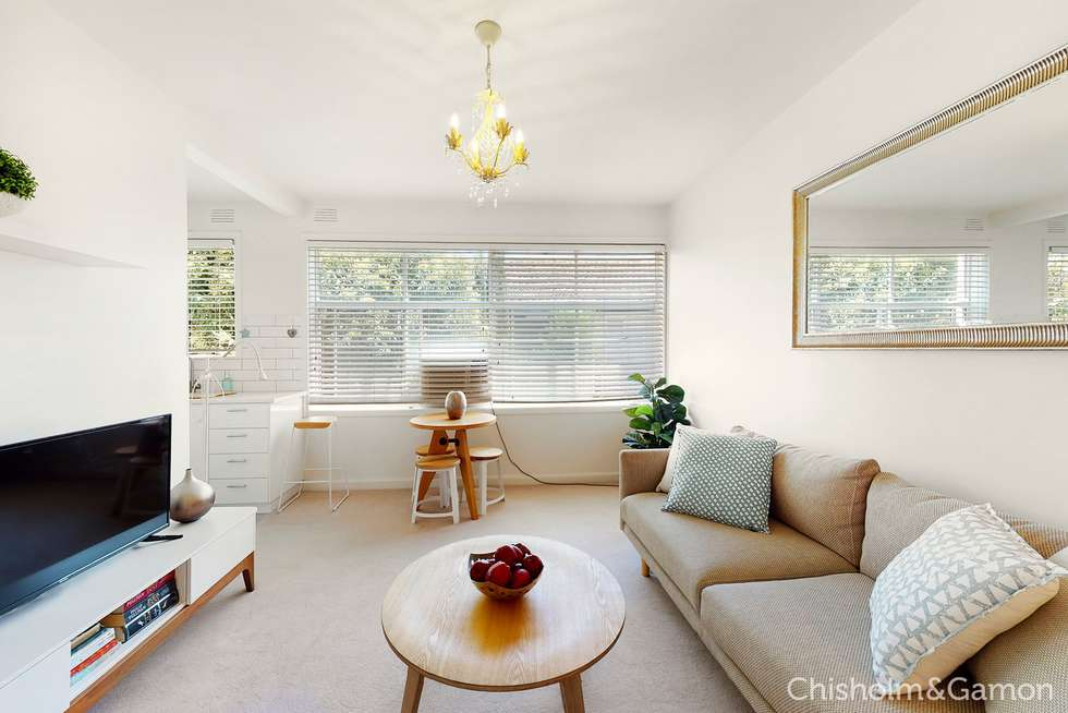 Third view of Homely apartment listing, 8/130 Glen Huntly Road, Elwood VIC 3184