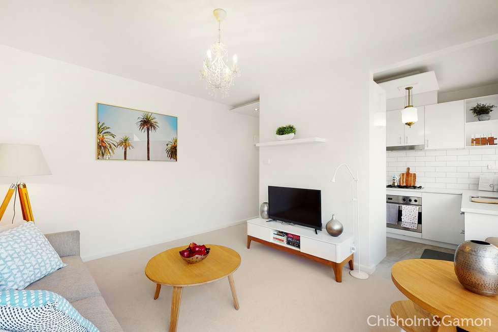 Fourth view of Homely apartment listing, 8/130 Glen Huntly Road, Elwood VIC 3184