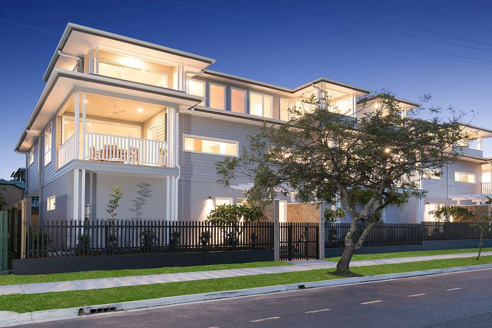 Second view of Homely townhouse listing, 2/47 Hopetoun Street, Ascot QLD 4007