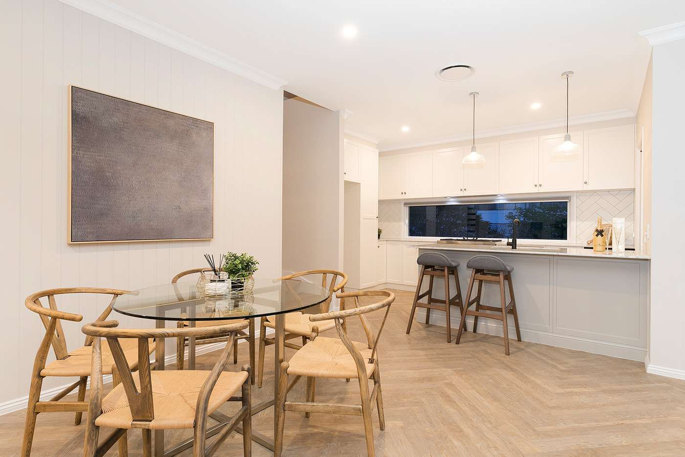 Fifth view of Homely townhouse listing, 2/47 Hopetoun Street, Ascot QLD 4007