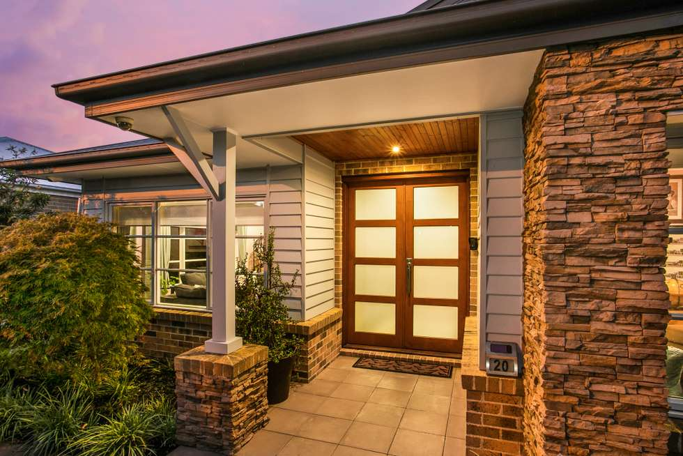 Second view of Homely house listing, 20 Brookwater Parade, Lyndhurst VIC 3975
