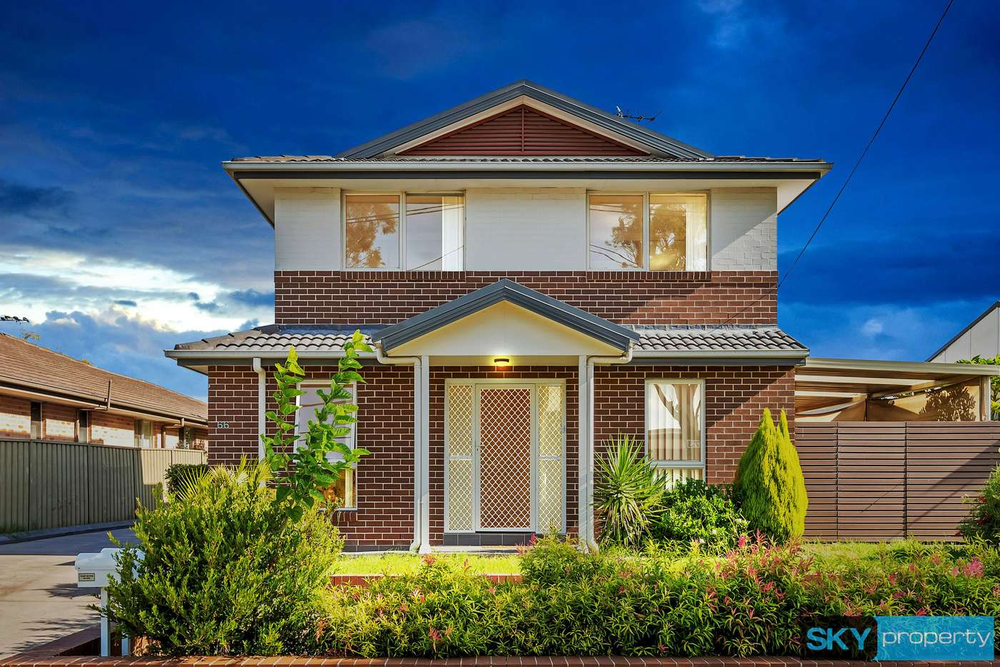 Main view of Homely semiDetached listing, 1/66 Carpenter Street, Colyton NSW 2760