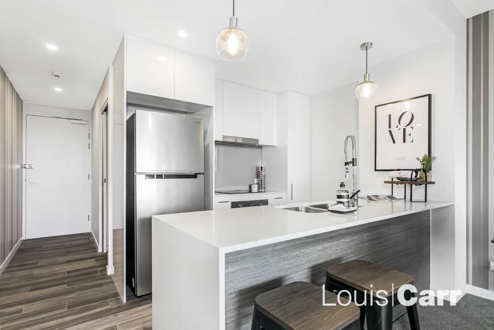 Second view of Homely unit listing, 101/1 Lucinda Avenue, Kellyville NSW 2155