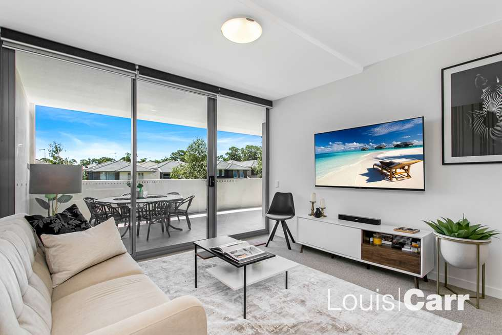 Third view of Homely unit listing, 101/1 Lucinda Avenue, Kellyville NSW 2155