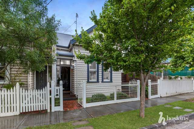 13 The Crescent, Footscray VIC 3011