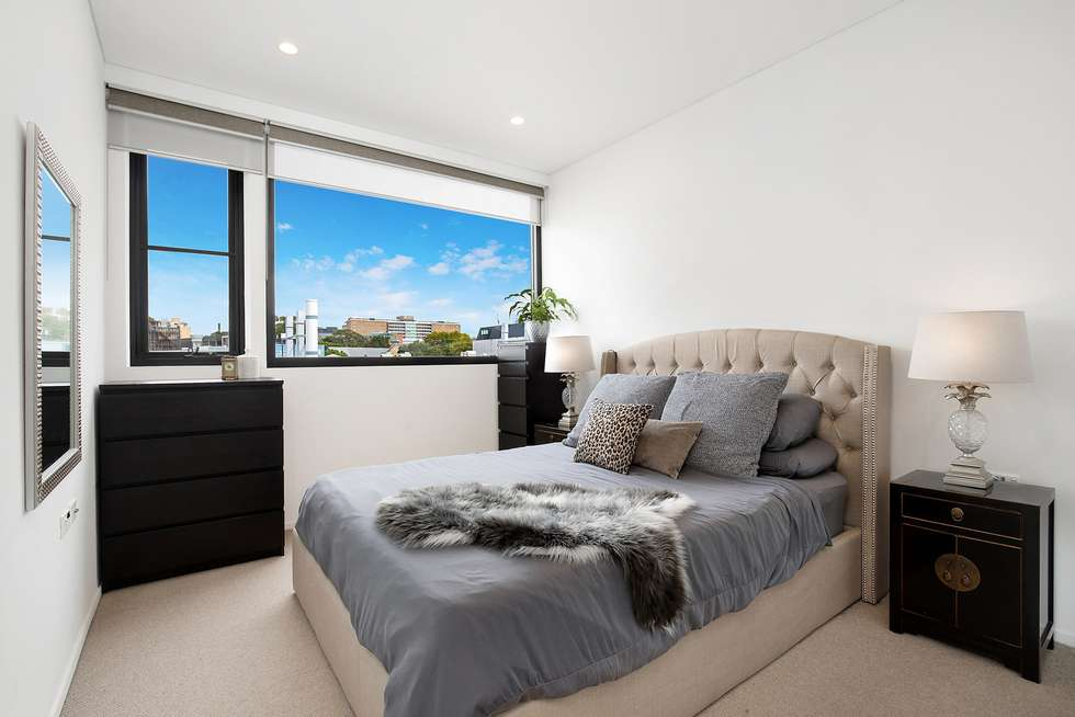 Third view of Homely apartment listing, 44/5 Pyrmont Bridge Road, Camperdown NSW 2050