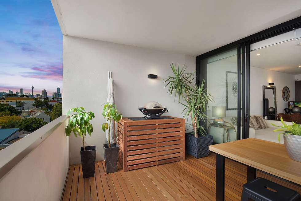 Fourth view of Homely apartment listing, 44/5 Pyrmont Bridge Road, Camperdown NSW 2050