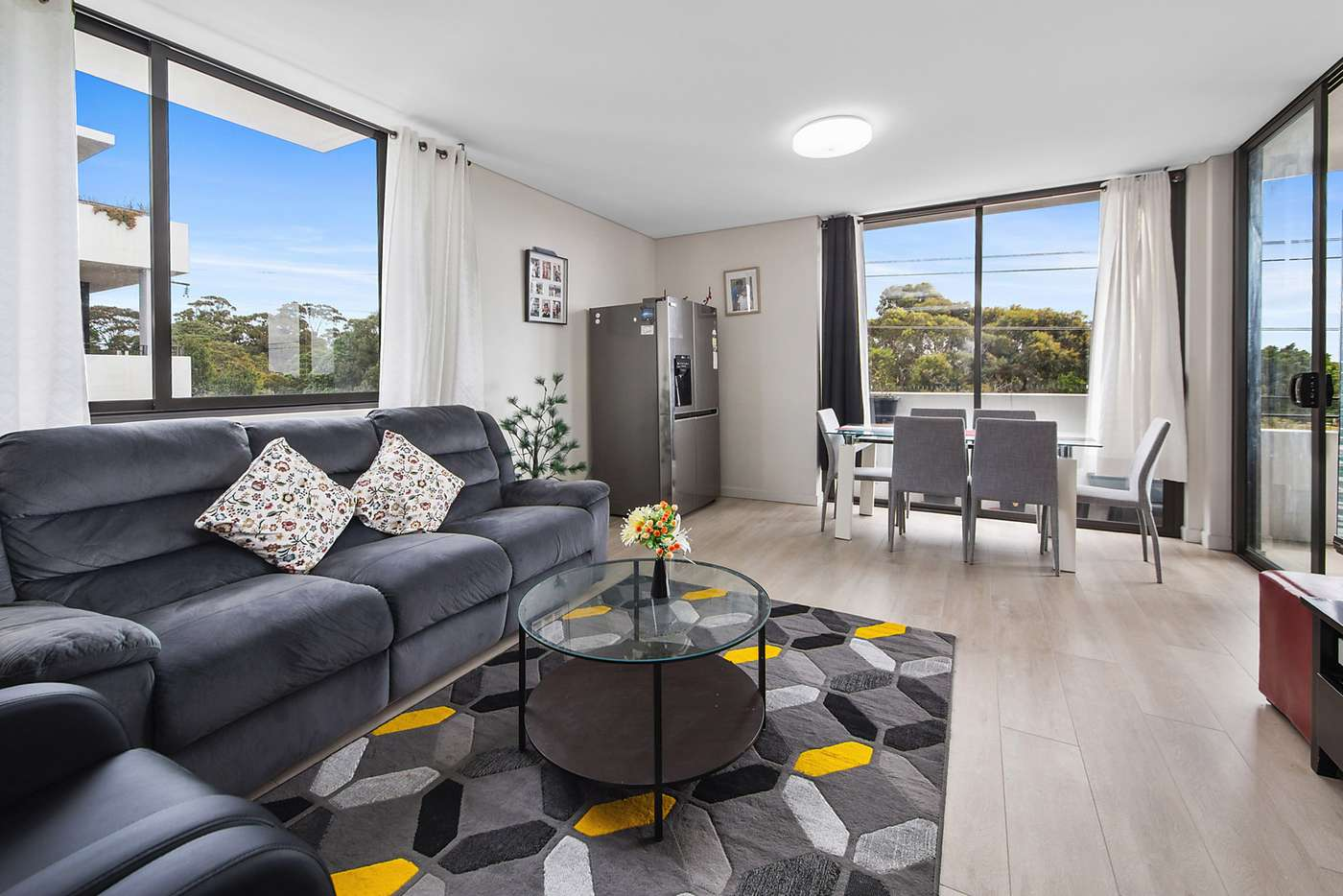 Main view of Homely unit listing, 306/128 Willarong Road, Caringbah NSW 2229