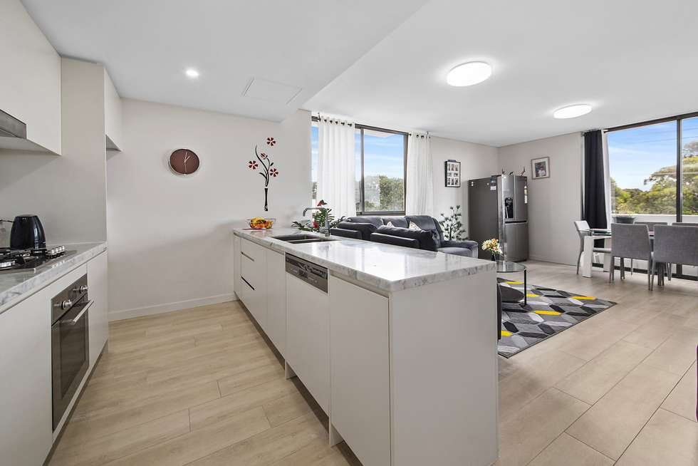 Second view of Homely unit listing, 306/128 Willarong Road, Caringbah NSW 2229