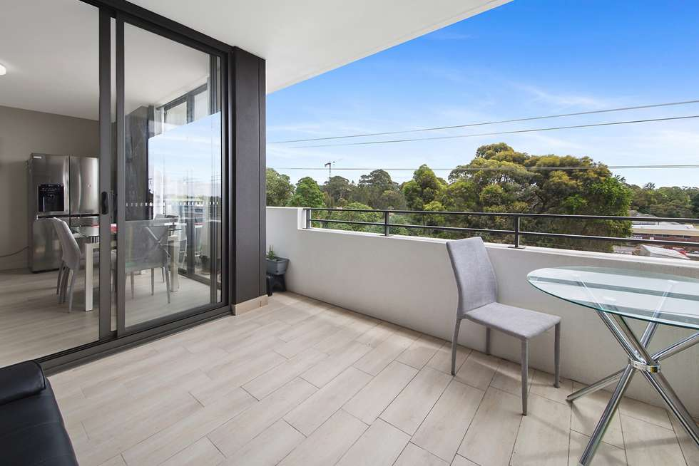 Fourth view of Homely unit listing, 306/128 Willarong Road, Caringbah NSW 2229