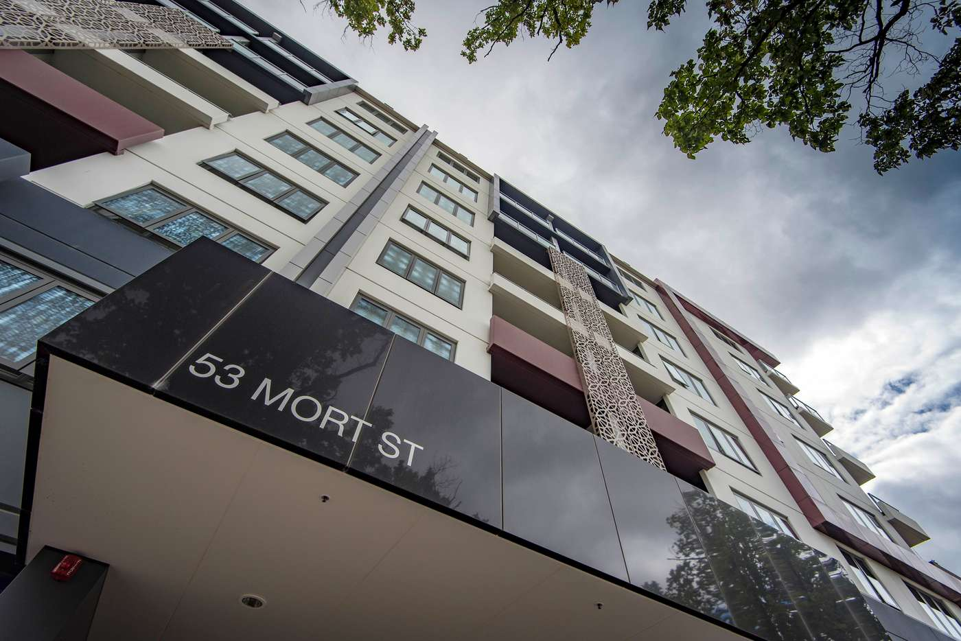 Main view of Homely apartment listing, 703/53 Mort Street, Braddon ACT 2612