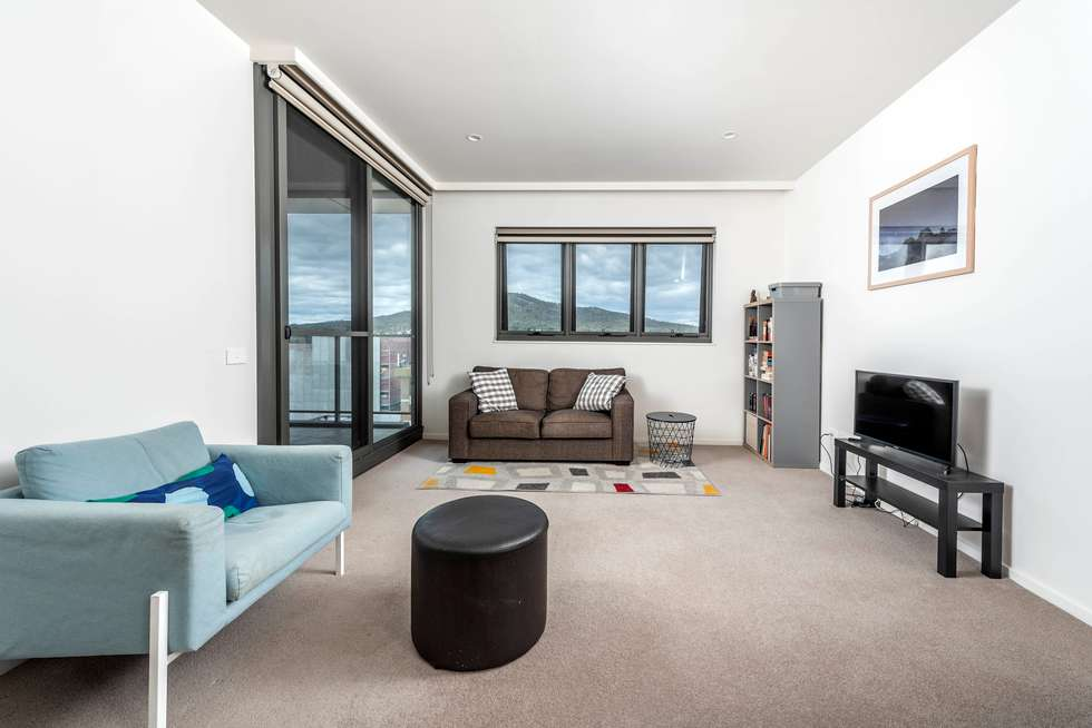 Third view of Homely apartment listing, 703/53 Mort Street, Braddon ACT 2612