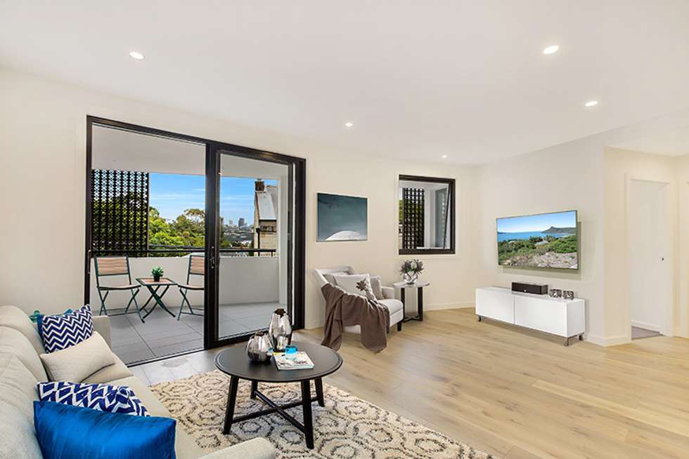 Second view of Homely apartment listing, 202/201 Darling Street, Balmain NSW 2041