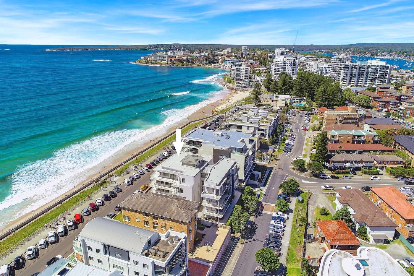Main view of Homely apartment listing, 11/17-19 Prince Street, Cronulla NSW 2230
