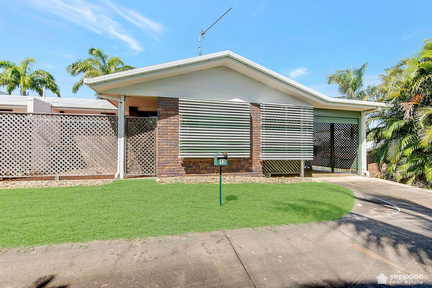 Main view of Homely unit listing, 13/8 Elma Street, Yeppoon QLD 4703