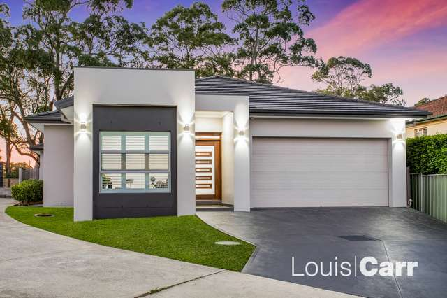 17 Grovewood Place, Castle Hill NSW 2154