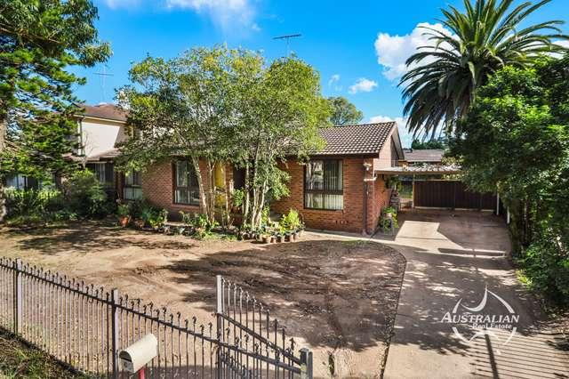 65 Tallagandra Drive, Quakers Hill NSW 2763