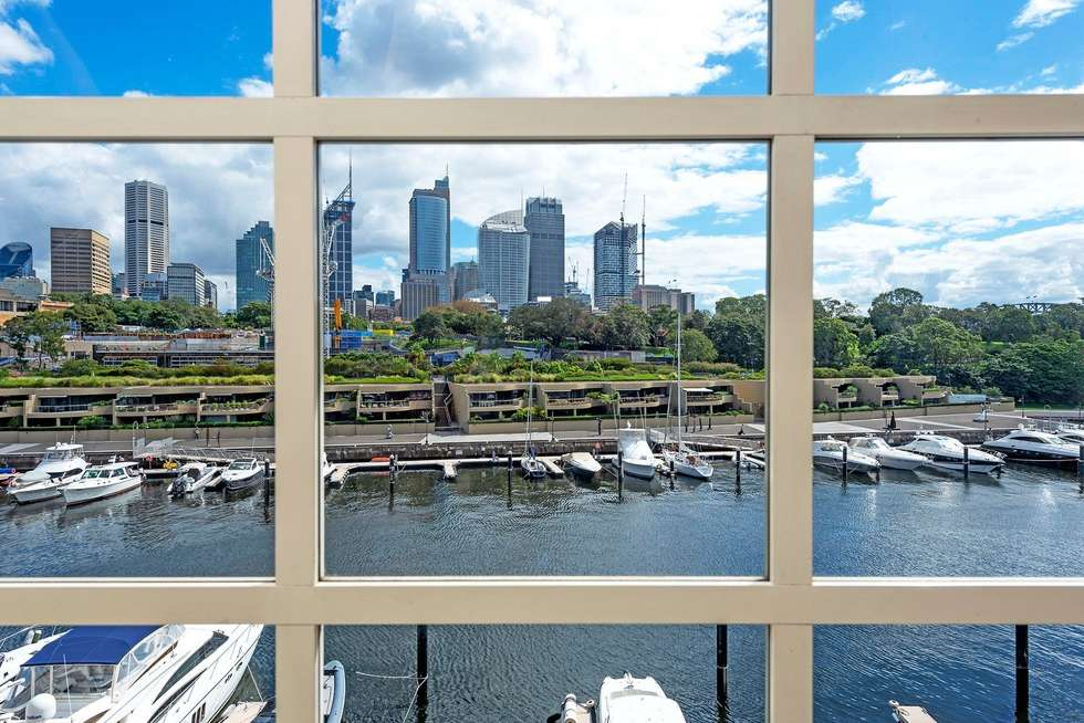 Second view of Homely apartment listing, 502/6 Cowper Wharf Roadway, Woolloomooloo NSW 2011
