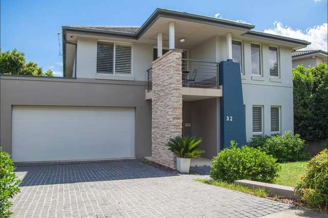 32 Blue Bell Circuit, Kellyville NSW 2155