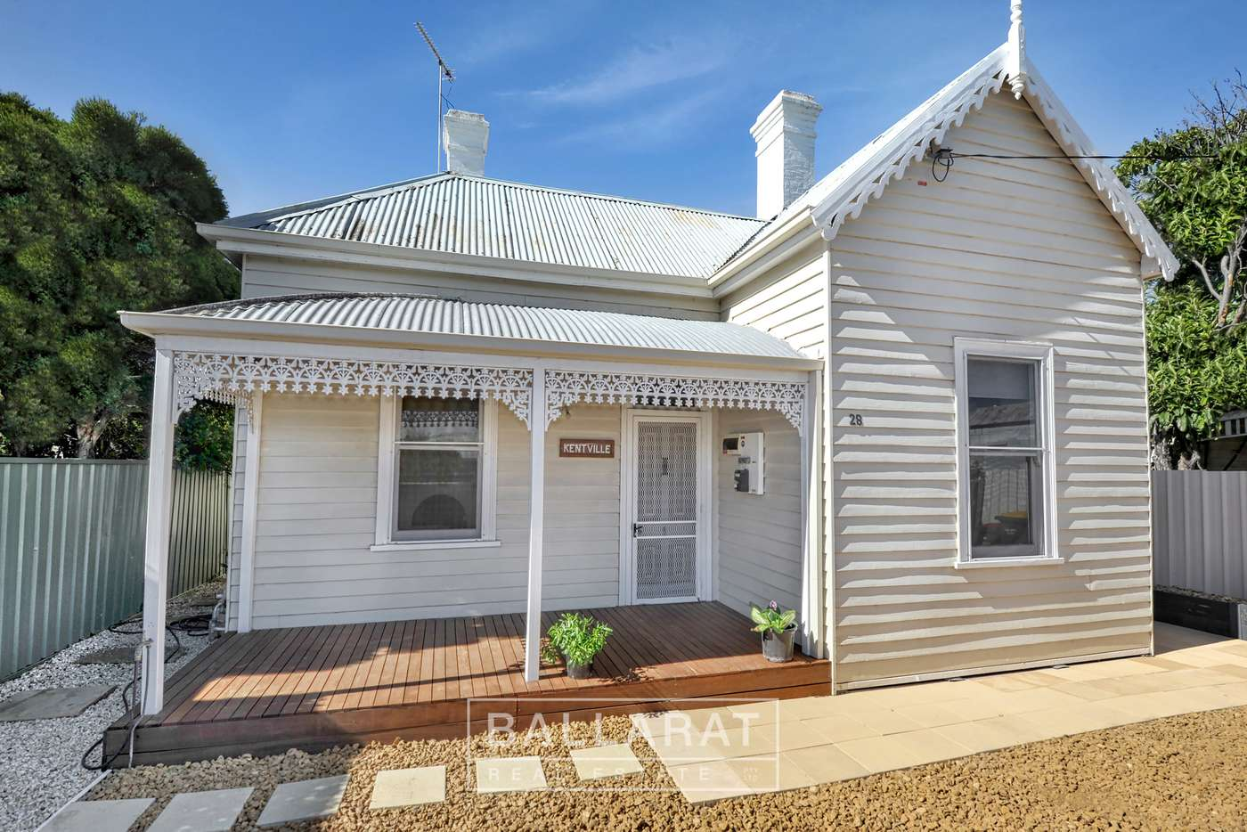 Main view of Homely house listing, 28 Inkerman Street, Maryborough VIC 3465