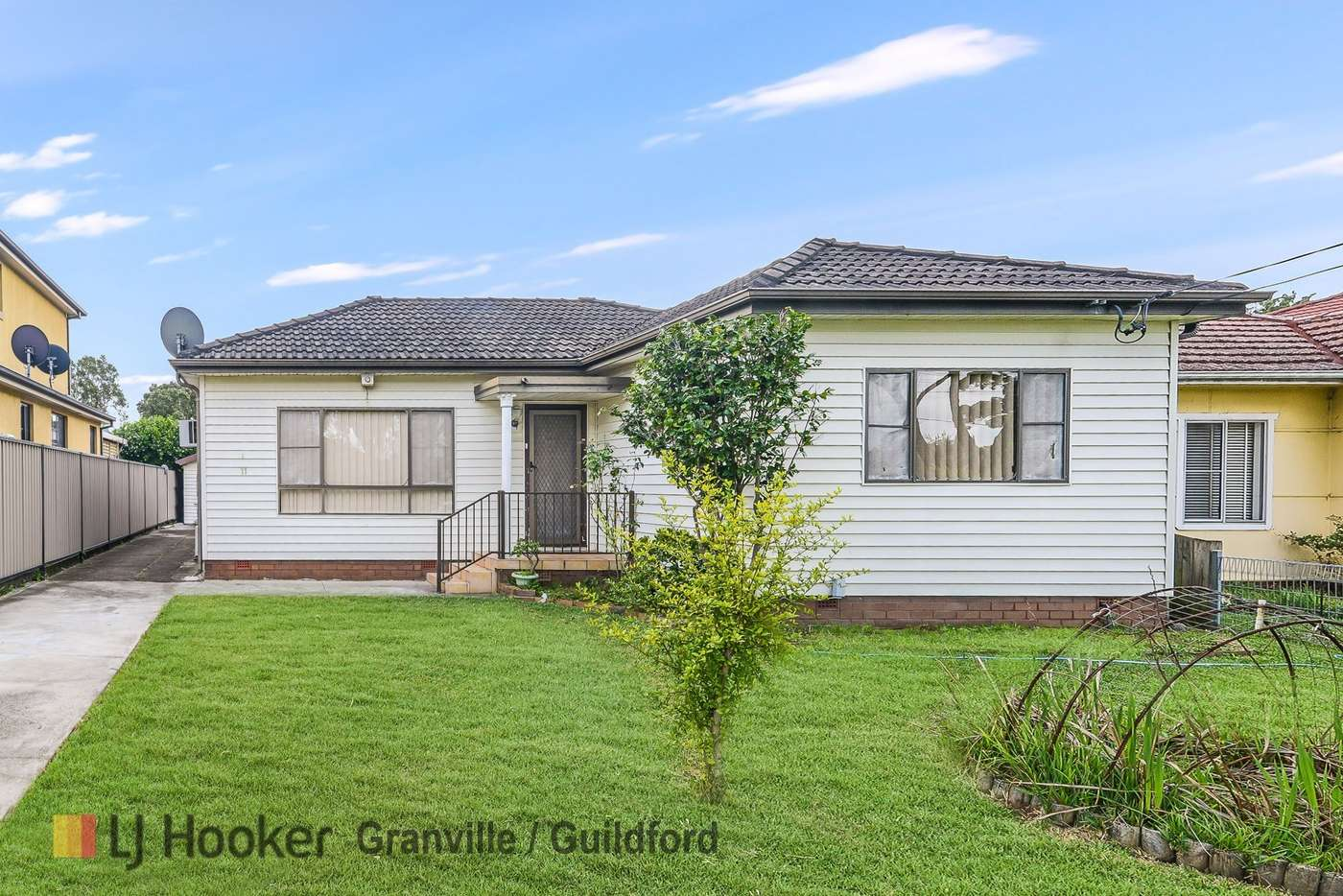 Main view of Homely house listing, 11 Heath Street, Granville NSW 2142