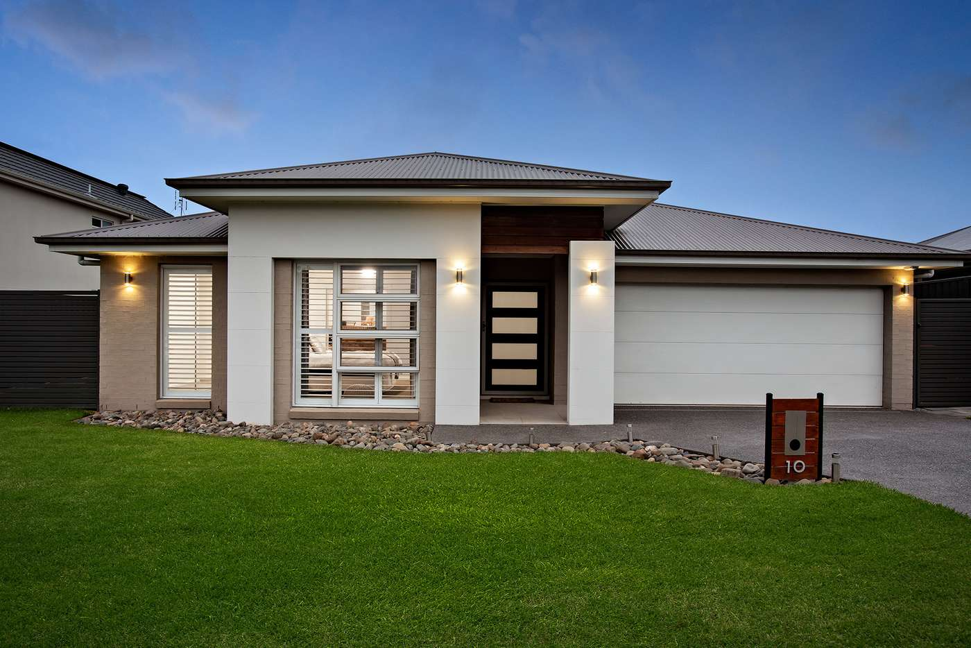 Main view of Homely house listing, 10 Bombay Court, Cameron Park NSW 2285