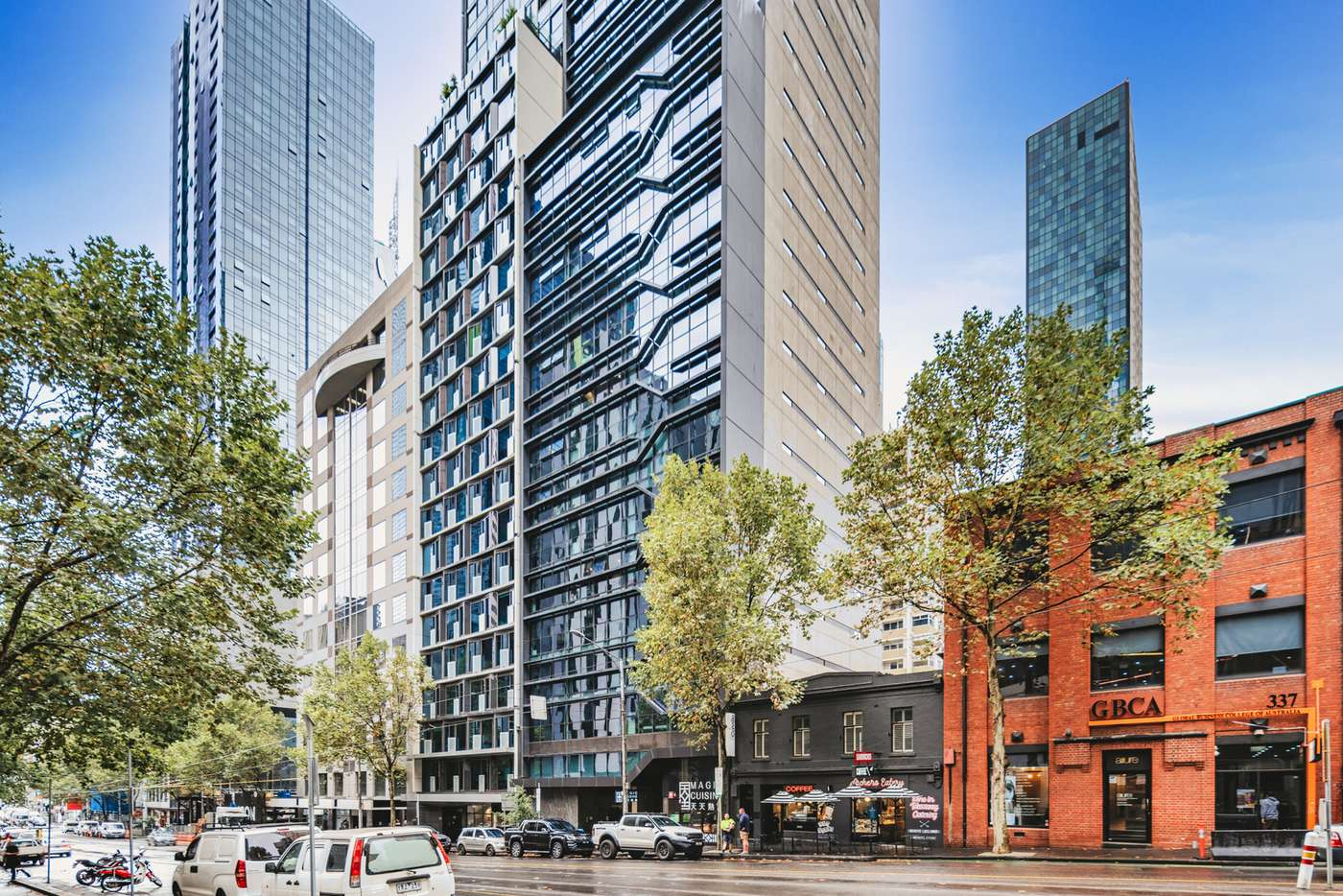 Main view of Homely apartment listing, 1602/327 Latrobe Street, Melbourne VIC 3000