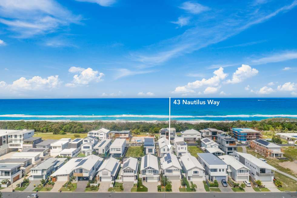 Second view of Homely house listing, 43 Nautilus Way, Kingscliff NSW 2487