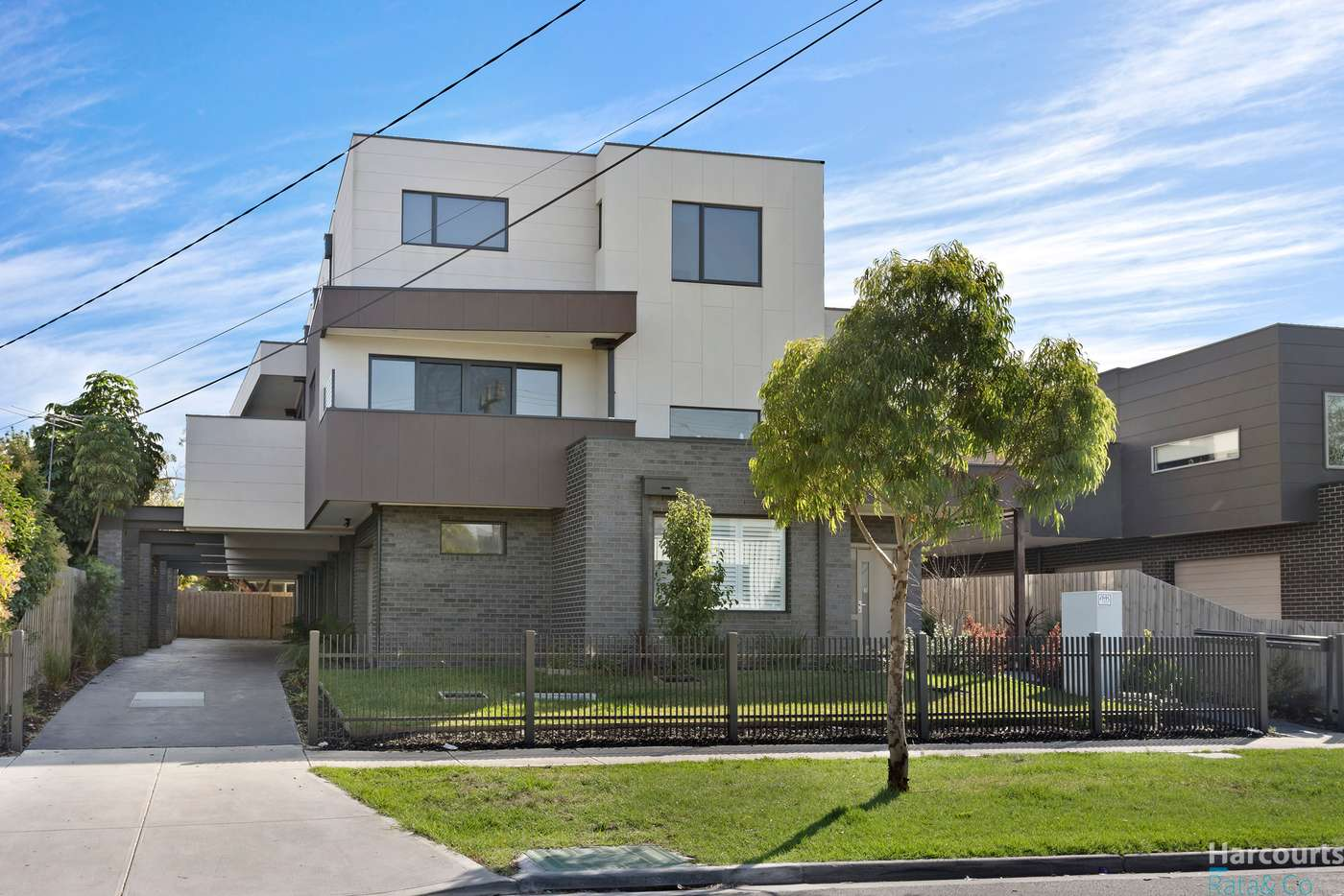 Main view of Homely townhouse listing, 3/100 Snell Grove, Oak Park VIC 3046
