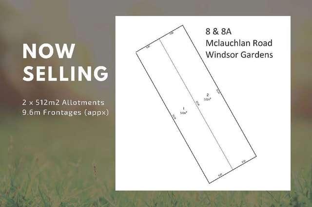 8 McLauchlin Avenue, Windsor Gardens SA 5087