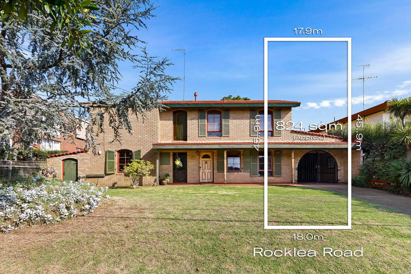 Main view of Homely house listing, 44 Rocklea Road, Bulleen VIC 3105