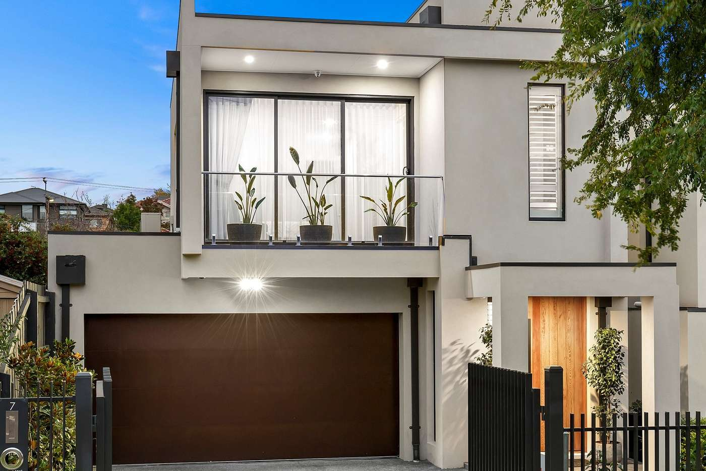Main view of Homely townhouse listing, 7 Marcus Road, Templestowe Lower VIC 3107