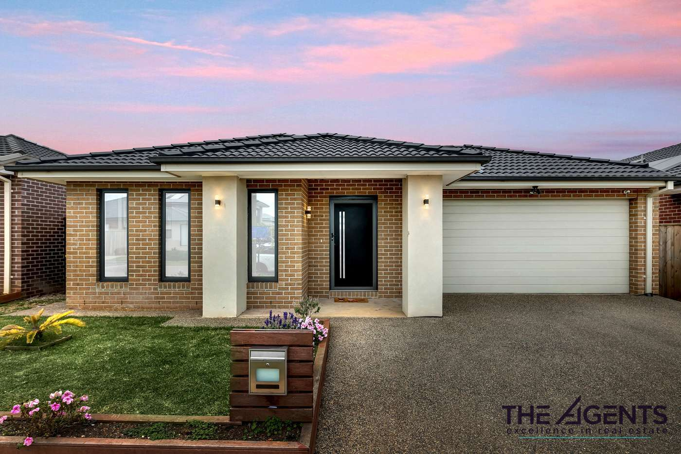 Main view of Homely house listing, 22 Bromley Circuit, Thornhill Park VIC 3335