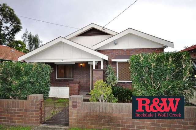 16 Banksia Avenue, Banksia NSW 2216