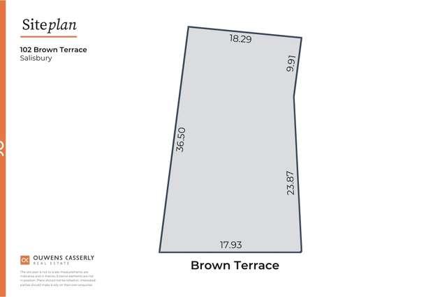 102 Brown Terrace