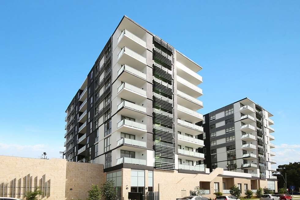 Second view of Homely apartment listing, 321/1-39 Lord Sheffield Circuit, Penrith NSW 2750