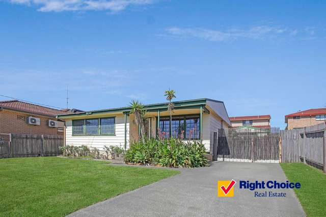 117 Lake Entrance Road, Barrack Heights NSW 2528